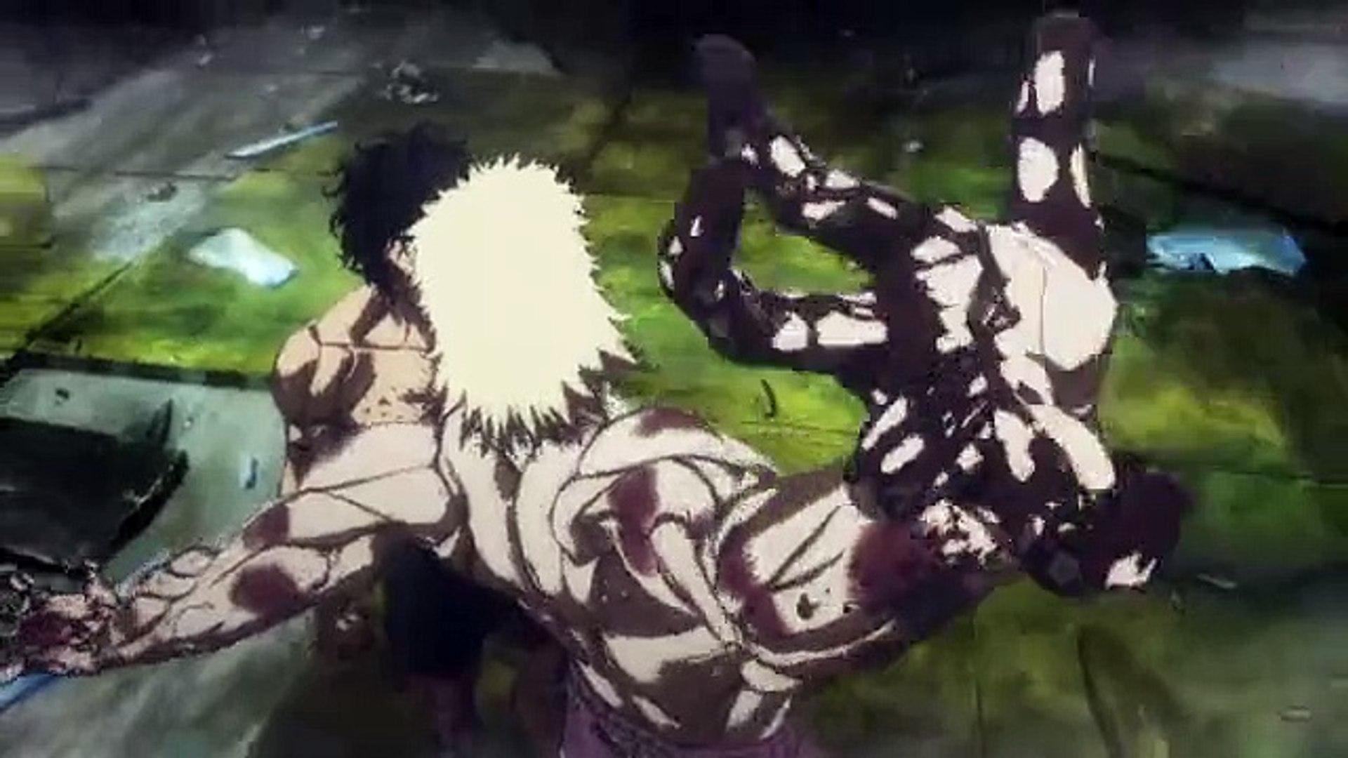 ケンガンアシュラ アニメ 23話
