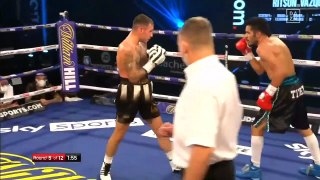 Lewis Ritson vs Miguel Vazquez (17-10-2020) Full Fight