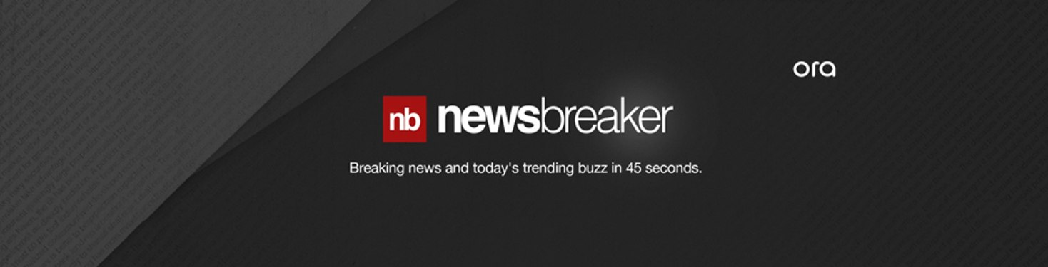 Newsbreaker on Ora.tv