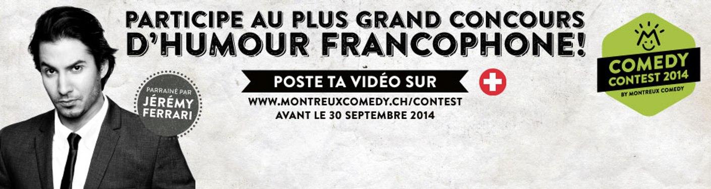 Montreux Comedy Contest (Suisse)
