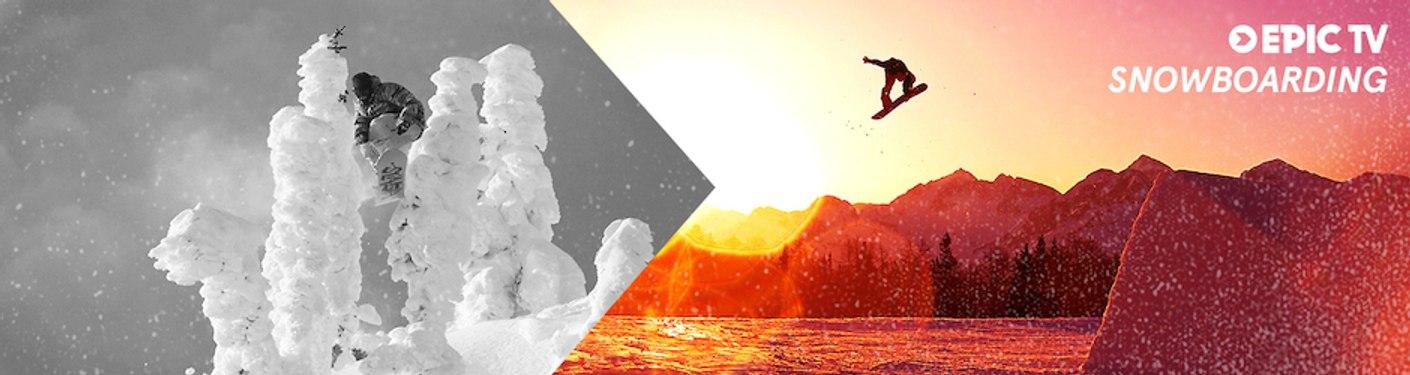 EpicTV Snowboarding