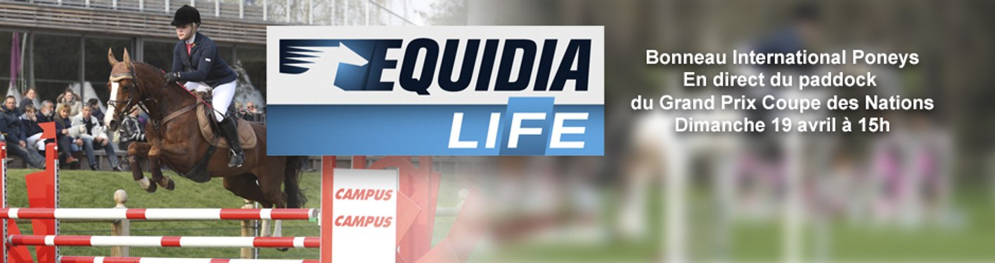 Live event Equidia