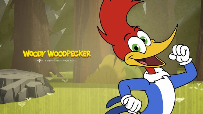 Woody Woodpecker Official