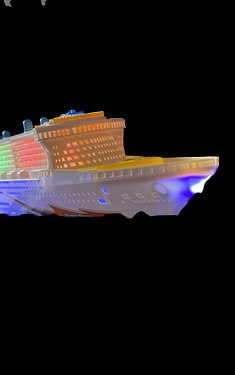 Cruise Doris Visits