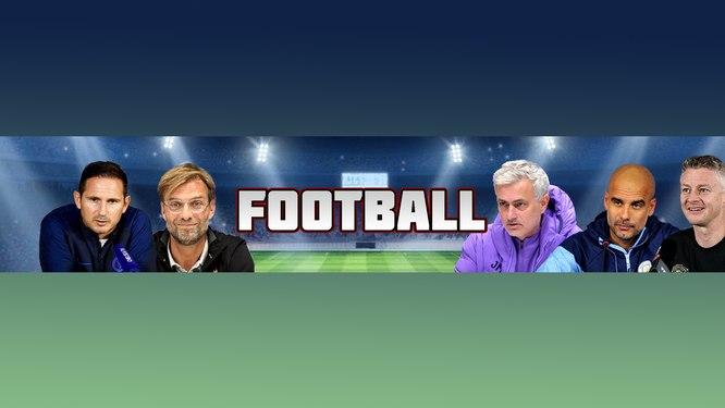 Football talk & interview