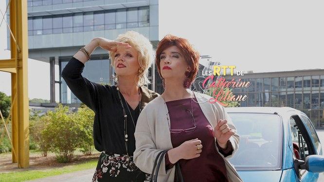 Catherine et Liliane