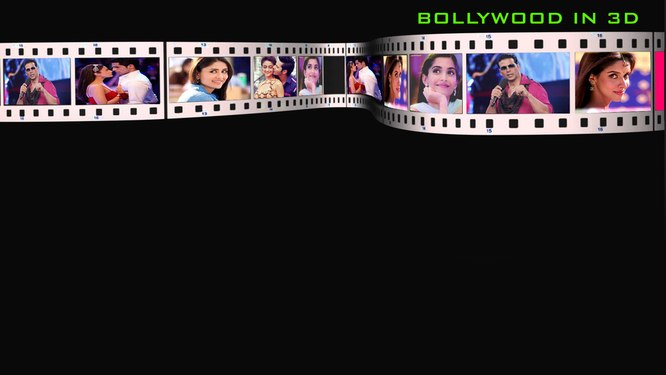 Bollywood in 3D