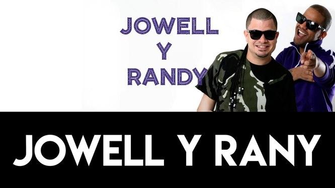 Jowell y Randy