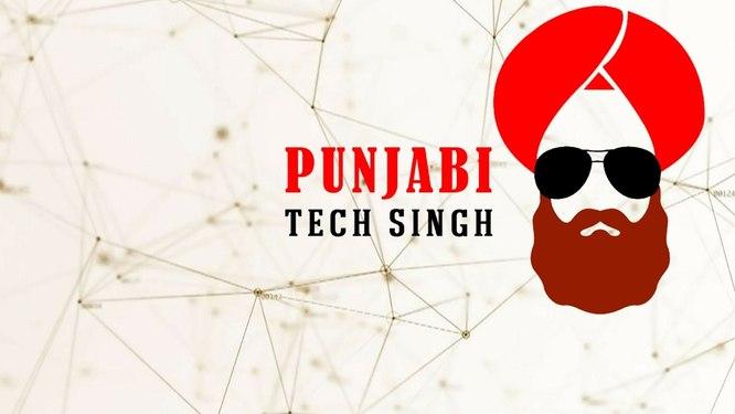 Punjabi Tech Singh