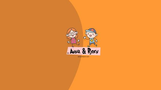 Anna & Bjorn