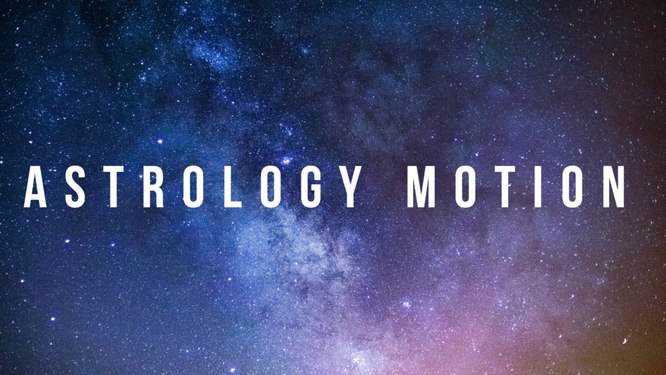 Astrology-Motion