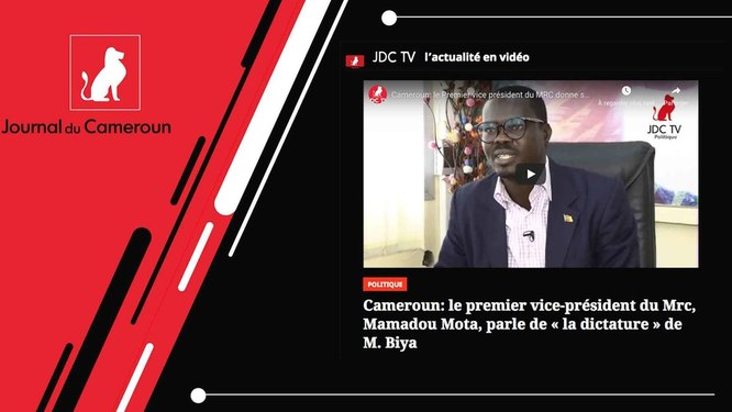 Journal du Cameroun TV
