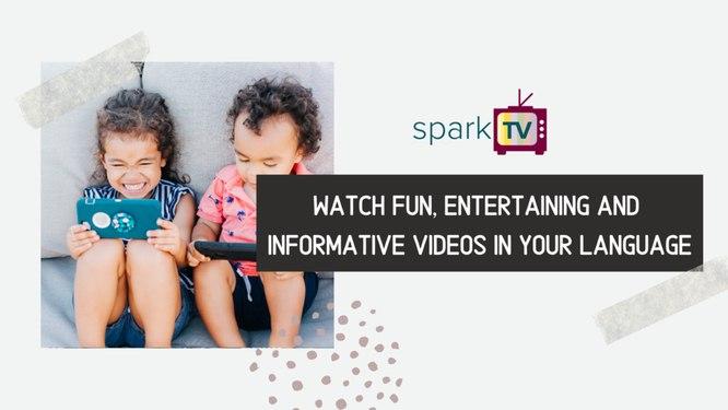 SparkTV English