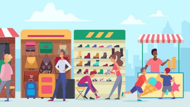 The Marketplace (El Mercado)