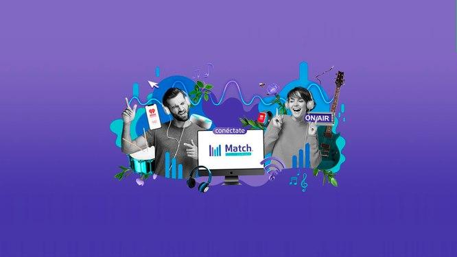 Cadena Match Mx FM