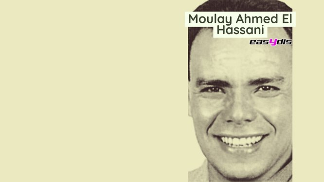 Moulay Ahmed El Hassani