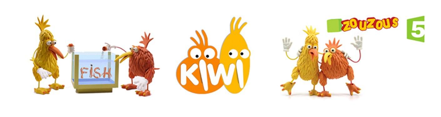 Apprends l'anglais avec Kiwi