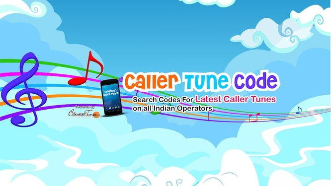 Caller Tune Code