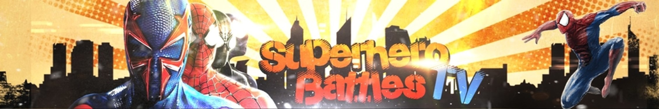 Superhero Battles TV