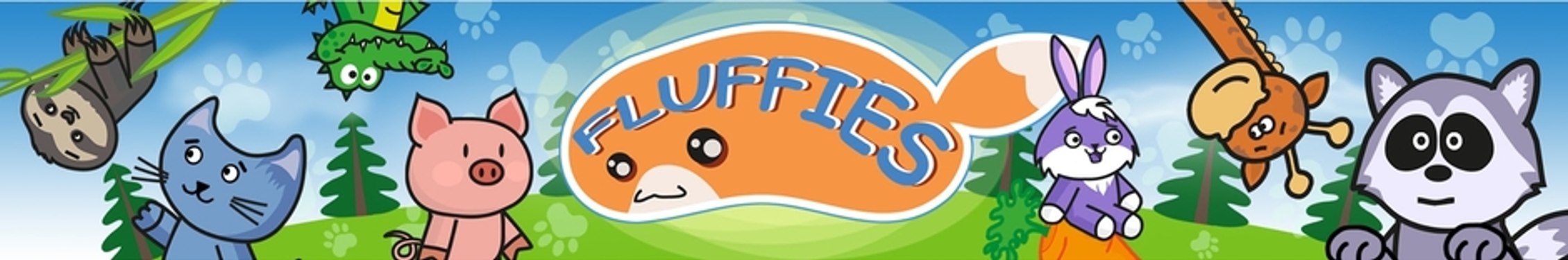 Fluffies Animals Cartoons