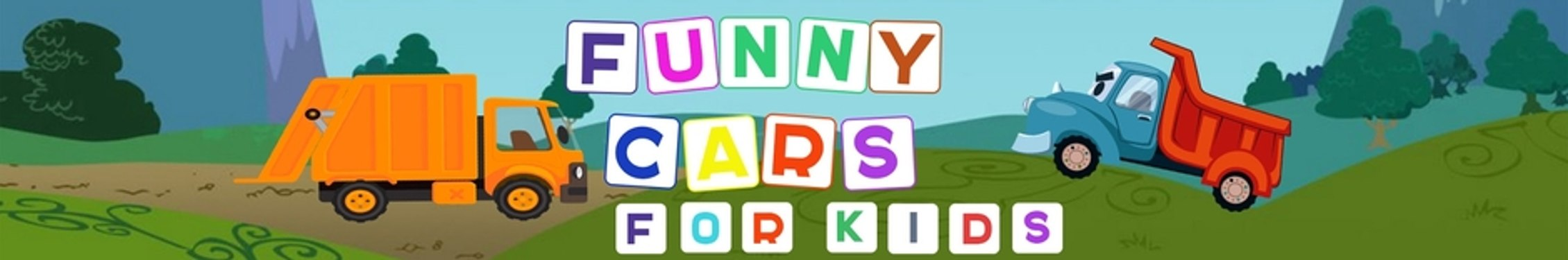 Funny Cars For Kids
