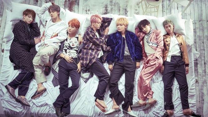 BTS Diary 2019
