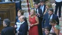 Constitución de las Cortes en directo, XII Legislatura