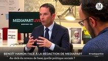 Mercredi 20h, «En direct de Mediapart». L'argent de la campagne, et Benoît Hamon