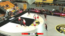 LIVE BASKET : FOS PROVENCE VS HYERES-TOULON (AMICAL)