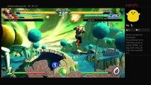 Jugamos a Dragon Ball FighterZ en directo