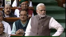 Motion of thanks to President address in Lok Sabha