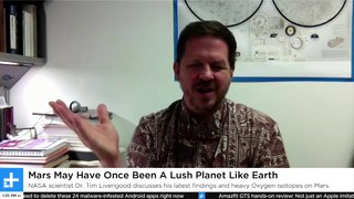 Digital Trends Live - 9.10.19 - Mars Once Was Lush Like Earth?? + Japanese Priest Is A Robot