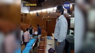 Finance Minister Nirmala Sitharaman addresses the media