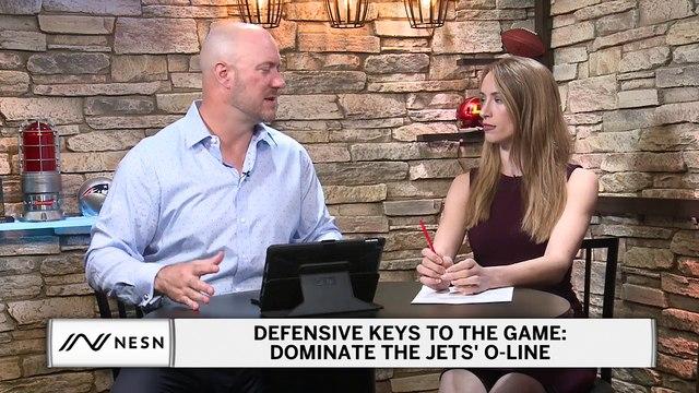 NESN Pregame Chat: Patriots vs. Jets, Week 7 Monday Night Football
