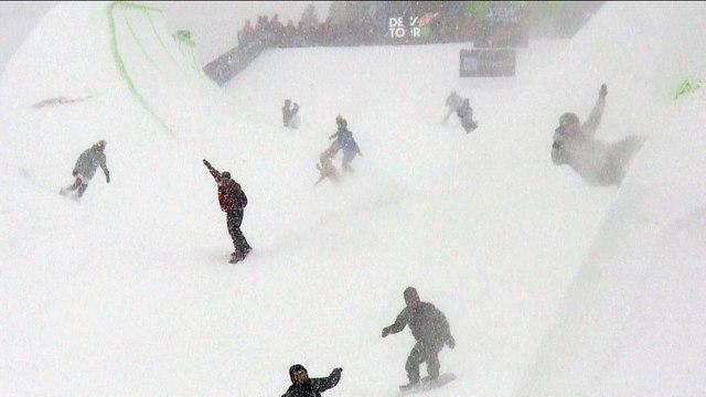 LIVE: Dew Tour Copper Snowboard/Ski Team Challenge | DAY 1