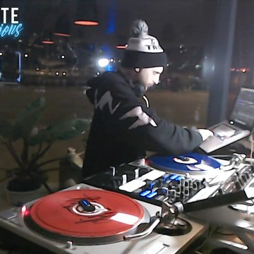 Vibesolate Sessions - DJ Sebadee - LIVE From Cult Cafe