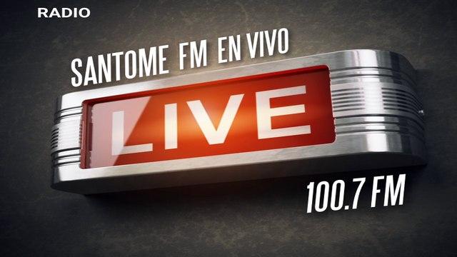 100.7 Santome FM