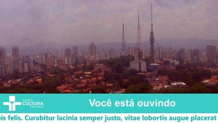 AO VIVO - RÁDIO CULTURA FM