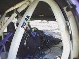 Slalom de Fos Camera embarquée 205 Rallye GrA