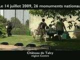 Pique-niques du 14 juillet dans 26 monuments nationaux