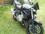 la famille et les moto!!!