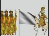 Histoire des Drapeaux Maghreb