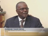 INTERVIEW - Ousmane TANOR DIENG - Sénégal