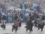 association I zlmane present Group Aghr touareg djanet dance