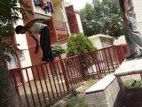Parkour - Trazos De Huron Y Video
