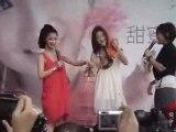20090620 Ariel Lin: Album Promotion - Fanvid
