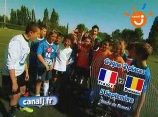 BA Encourage l'équipe française de la DNC