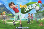 Let's Golf ! - Jeu iPhone / iPod touch Gameloft