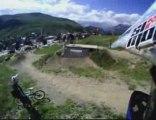 Bike attack bike park les 2 alpes