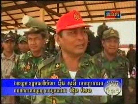 An Inside View of Hun Sen's Bodyguard Unit